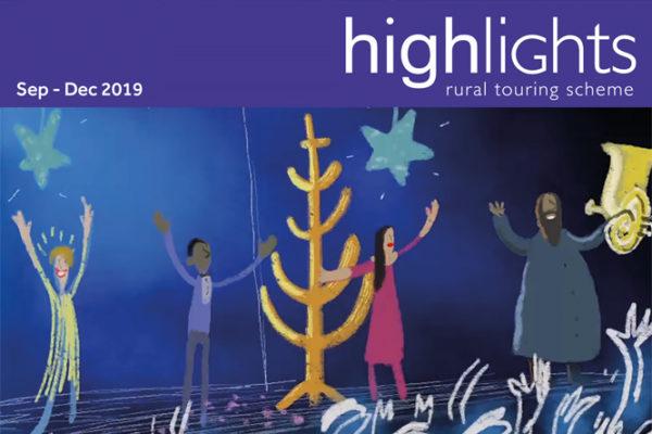 Cover of Highlights Autumn Season Brochure
