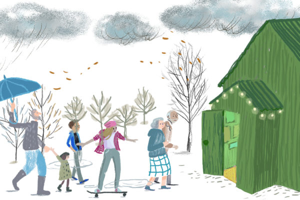 Autumn Illustration link to news story