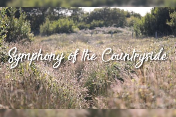 Symphony of the Countryside Title