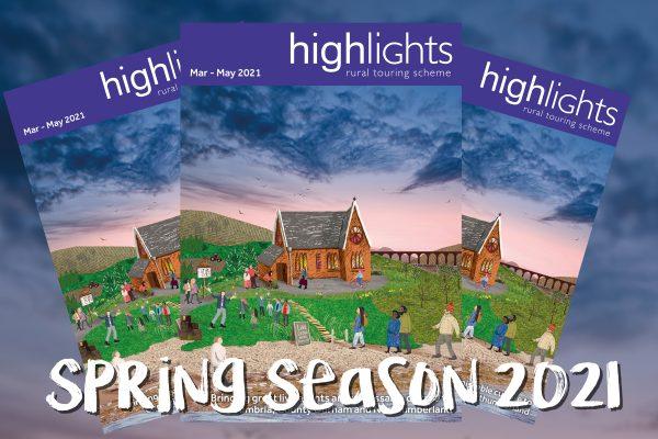 Spring Season 2021 Brochure Montage