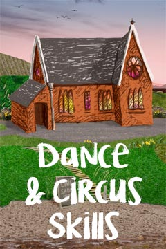 Link to dance and circus skills resources