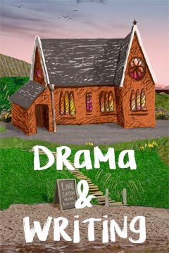 Link to drama and writing resources