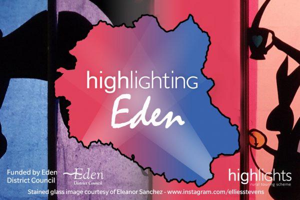 Highlighting Eden Banner